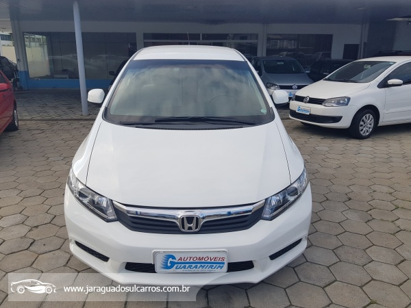 CIVIC SEDAN LXS 1.8/1.8 FLEX 16V AUT. 4P 2016
